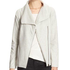 Banana Republic Petite Asymmetrical Zip Jacket